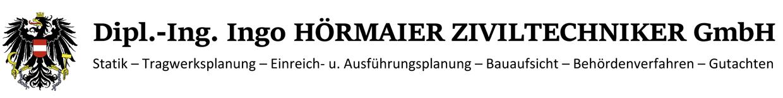 Dipl.-Ing. Ingo HÖRMAIER ZIVILTECHNIKER GmbH